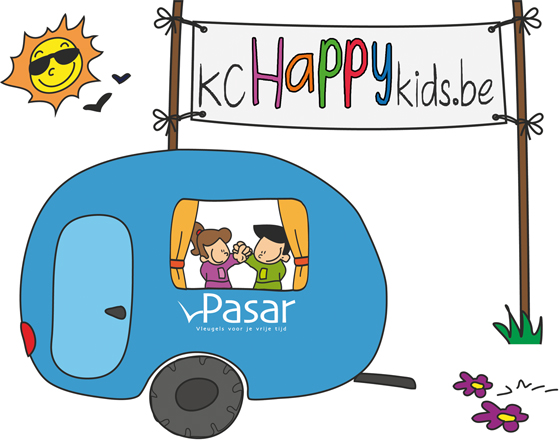 Logo kc happy kids