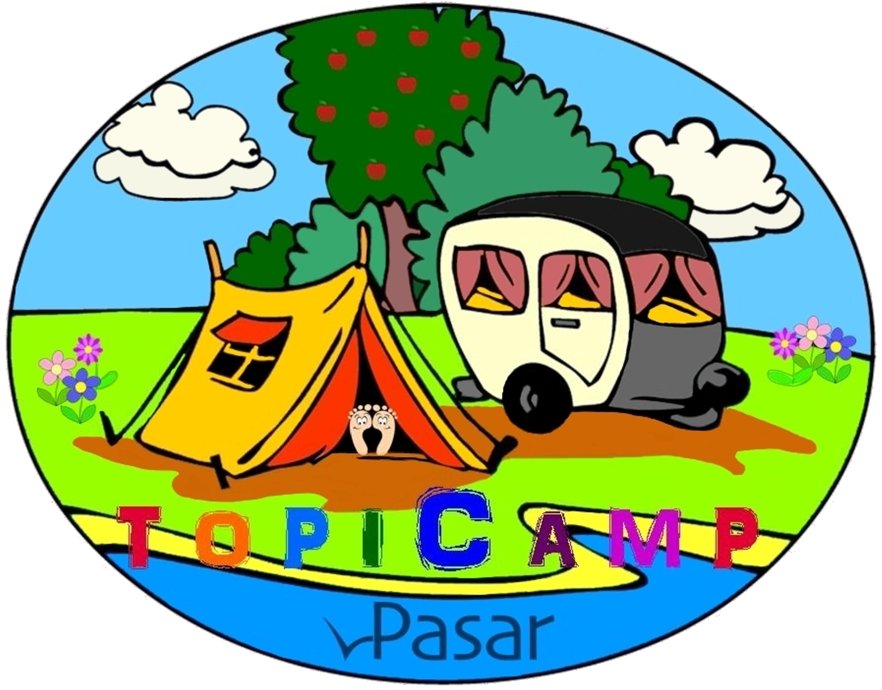 logo topi camp