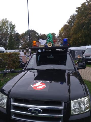 Ghostbusters als thema