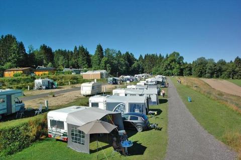 sfeerbeeld camping
