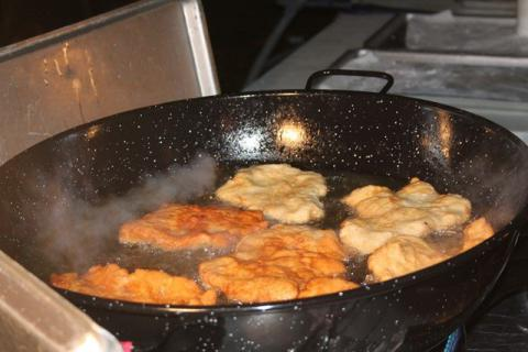 foto pan frybread